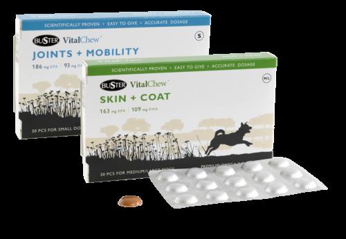 VitalChew Skin & Coat + Joints & mobility